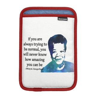 iPad Mini Sleeve You Are Amazing