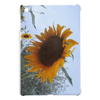 iPad mini sunflower case Cover For The iPad Mini