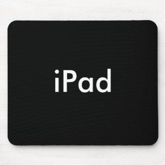 iPad- mousepad