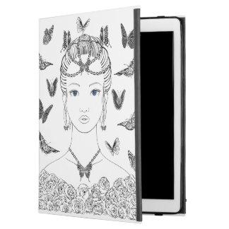 """iPad Pro sleeve with butterflies iPad Pro 12.9"""" Case"""
