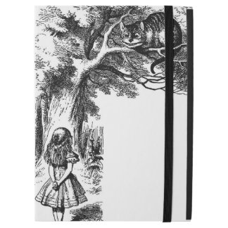 "iPad Pro with Alice in Wonderland Illustration iPad Pro 12.9"" Case"