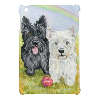 IPad Scottie and Westie iPad Mini Case