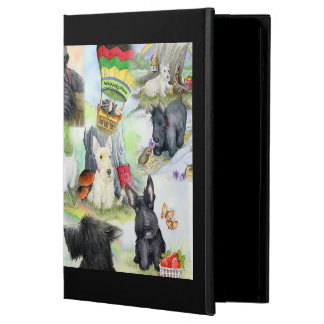 IPad Scotties in the Whippety Wood iPad Air Cover