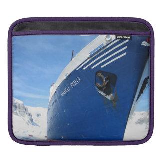 iPad Sleeve: Antarctica Sleeves For iPads