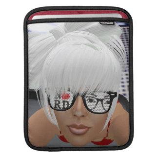 iPad Sleeve~~~Love Nerds iPad Sleeves