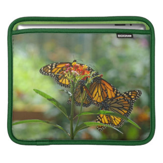 iPAD sleeves Holiday gift Monarch Butterfly Garden