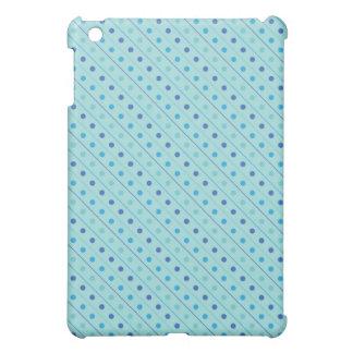 iPad Speck Case Hot Blue Polka Dot iPad Mini Cover