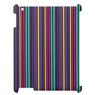 iPad striped case Cover For The iPad 2 3 4