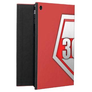 Ipad with 360 logo iPad air case