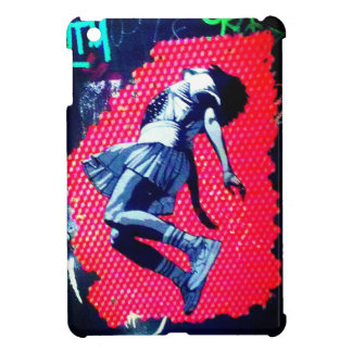 IPadMini Art Street Cool Exclusives Art Girl Case For The iPad Mini