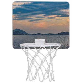 Ipanema at Sunset Rio de Janeiro Brazil Mini Basketball Hoop