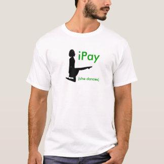 """iPay"" Irish Dance Parent Feis T-shirt"
