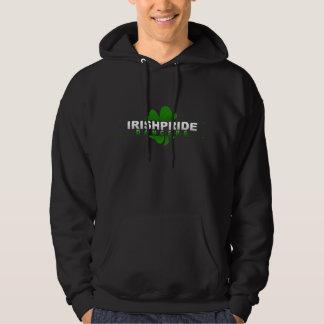 IPD Black Hooded SweatShirt