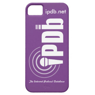 IPDb iphone 5/5s cover
