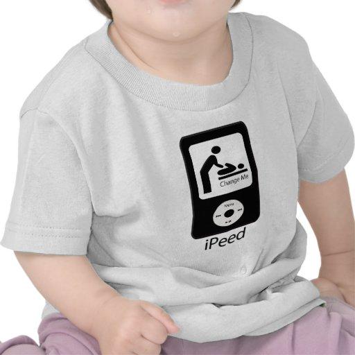 iPeed Infant/Toddler T-shirt
