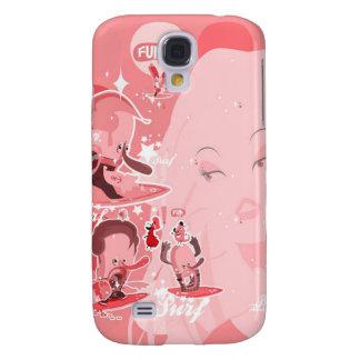 iPhone3g1 - Frenchy romance Samsung Galaxy S4 Case