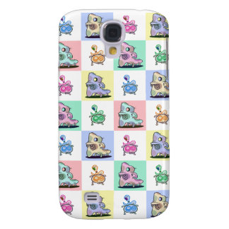 iPhone3g by Worden Galaxy S4 Cases