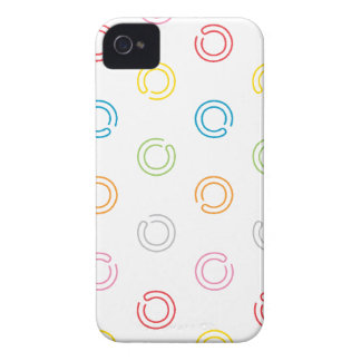 iPhone4 Case-Mate Neon Dots Day