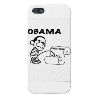 "Iphone5/5s case ""Obama pee on constitution"" iPhone 5/5S Covers"