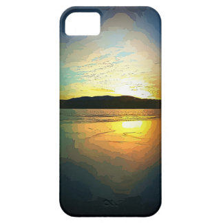 iPhone5/5s Impressionist Lake iPhone 5 Covers