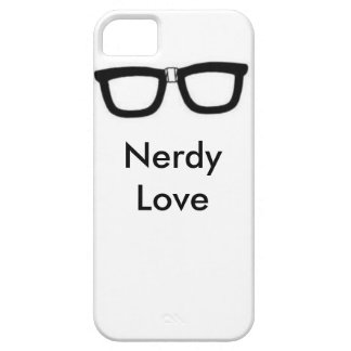 Iphone5 and iphone5c nerdy case iPhone 5 cover