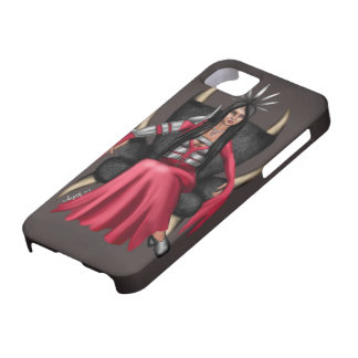 "iPhone5 case featuring ""Temptress"" Case For The iPhone 5"