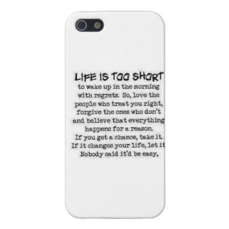 iphone5 case inspirational