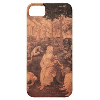 iPhone5 case Leonardo da Vinci Adorazione dei Magi