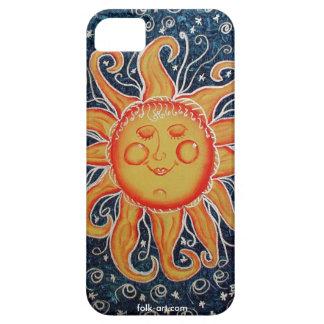 iPhone5 case Sun