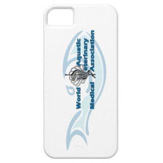iPhone5 case with WAVMA logo