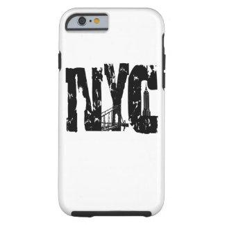 IPHONE6 NEW YORK CITY CASE TOUGH iPhone 6 CASE
