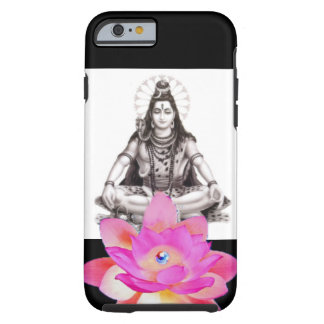 IPHONE6CASE - SHIVA LOTUS AUM/OM TOUGH iPhone 6 CASE