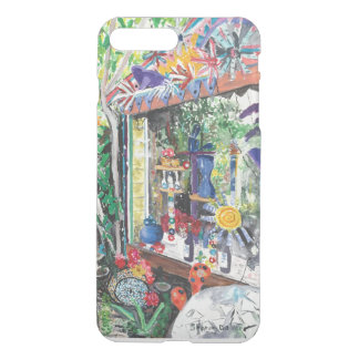 iPhone7+ Bowling Ball House Watercolor iPhone 7 Plus Case