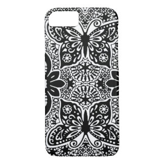 iphone7 butterfly lace - stunning! iPhone 8/7 case