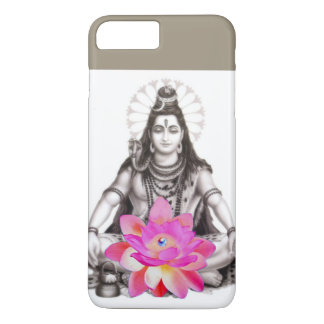 IPHONE8 PLUS CASE - SHIVA LOTUS AUM/OM