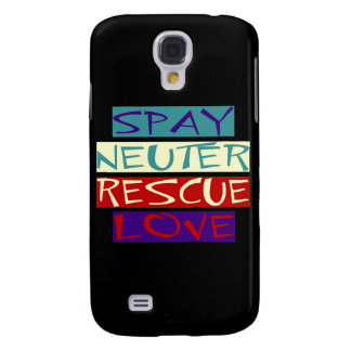iPhone 3/3G Rescue Love Case Galaxy S4 Cases