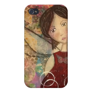 Iphone 3g/3gs Case - Original art - Angel iPhone 4 Cover