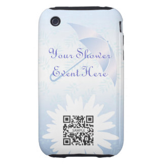 iPhone 3G/3Gs Case Template Bridal Shower