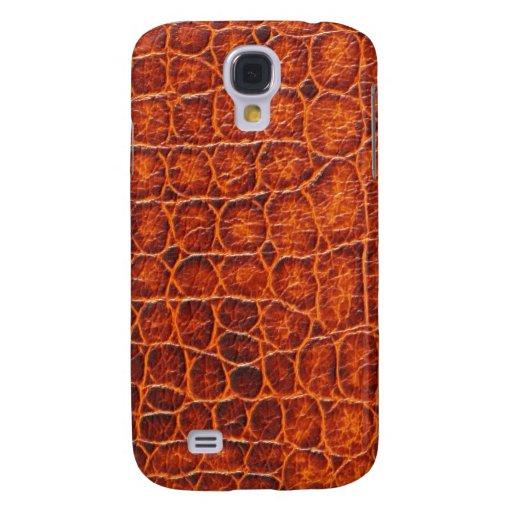 iPhone 3G Case - Crocodile Skin Galaxy S4 Cases