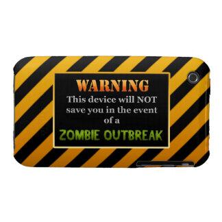 iPhone 3g Zombie Outbreak Case Case-Mate iPhone 3 Case