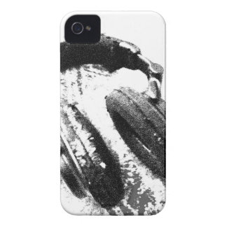iPhone 4/4S Barely There Case Headphones Photo