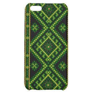 iPhone 4 / 4S Case Fabric Print Ukrainian Pattern iPhone 5C Cases