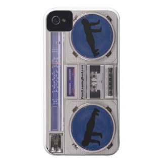 iPhone 4/4S Case - FLR Stereo (Case-Mate)
