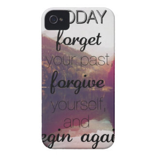 iPhone 4/4s case-inspirational quote iPhone 4 Case-Mate Case