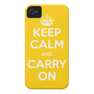 iPhone 4/4S Choose your color Keep Calm iPhone 4 Cases