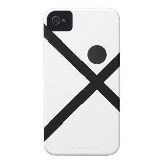 iPhone 4/4S Man Puts (The C.Design Company Logo) Case-Mate iPhone 4 Cases