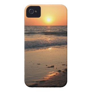iPhone 4 Beach Sunset Case iPhone 4 Case-Mate Case