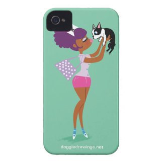 """iPhone 4 Case: Boogie Loves All-Mighty """"Mazeppa"""" iPhone 4 Case"""