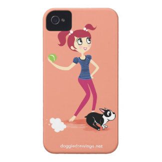 """iPhone 4 Case: Boogie Loves All-Mighty """"Skipper"""" iPhone 4 Case-Mate Case"""