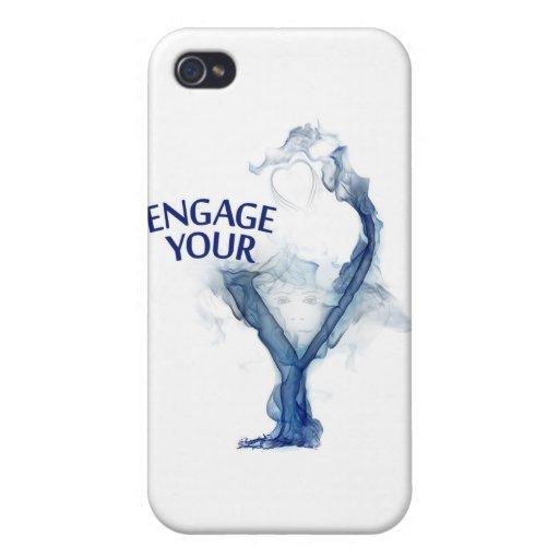 Iphone 4 case-Engage